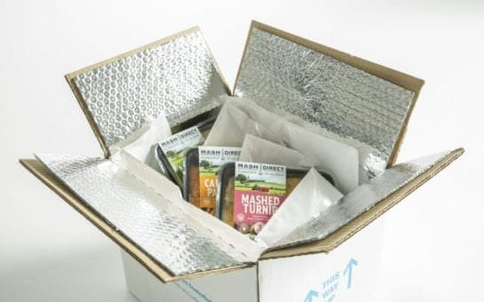 FastFill Insulated Shipping Boxes